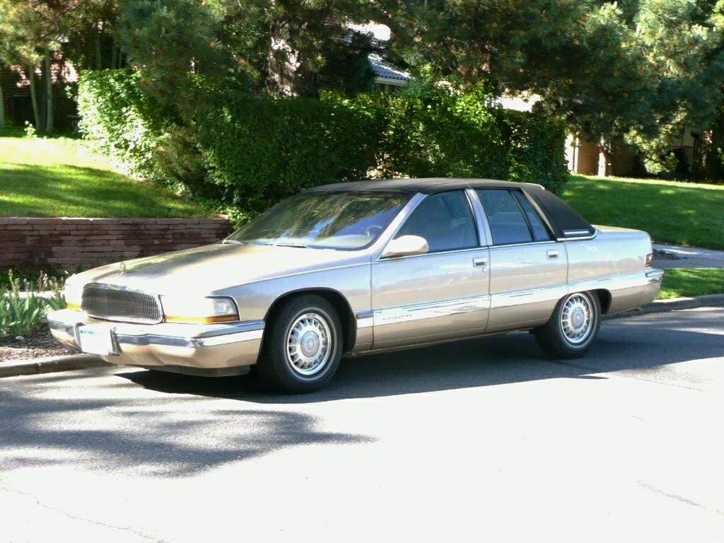 1996 Buick Roadmaster Collectors Edition - Sedan
