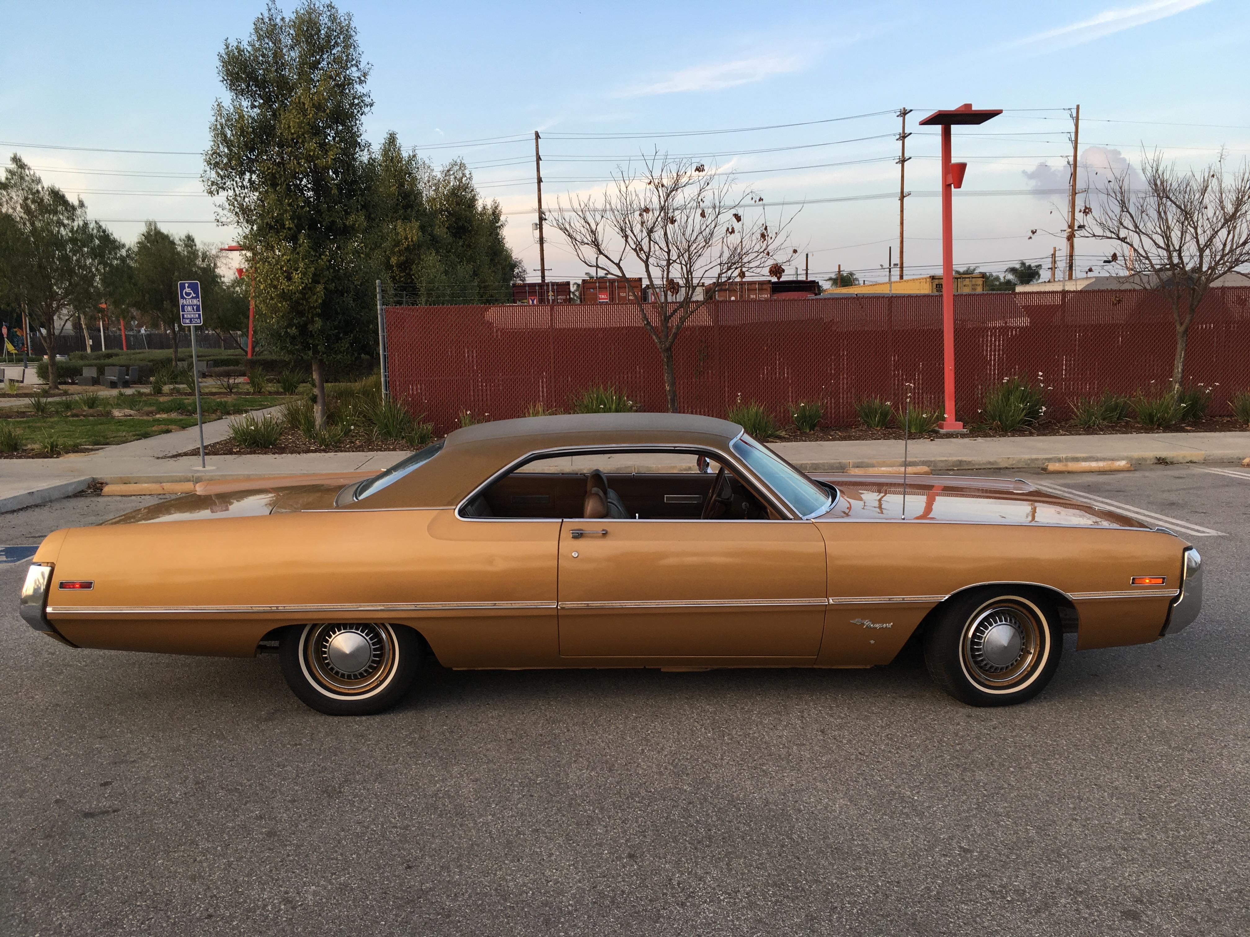 1970 Chrysler Newport - Cordoba Spring Special