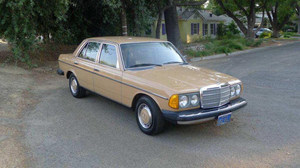 1978 Mercedes Benz 280E