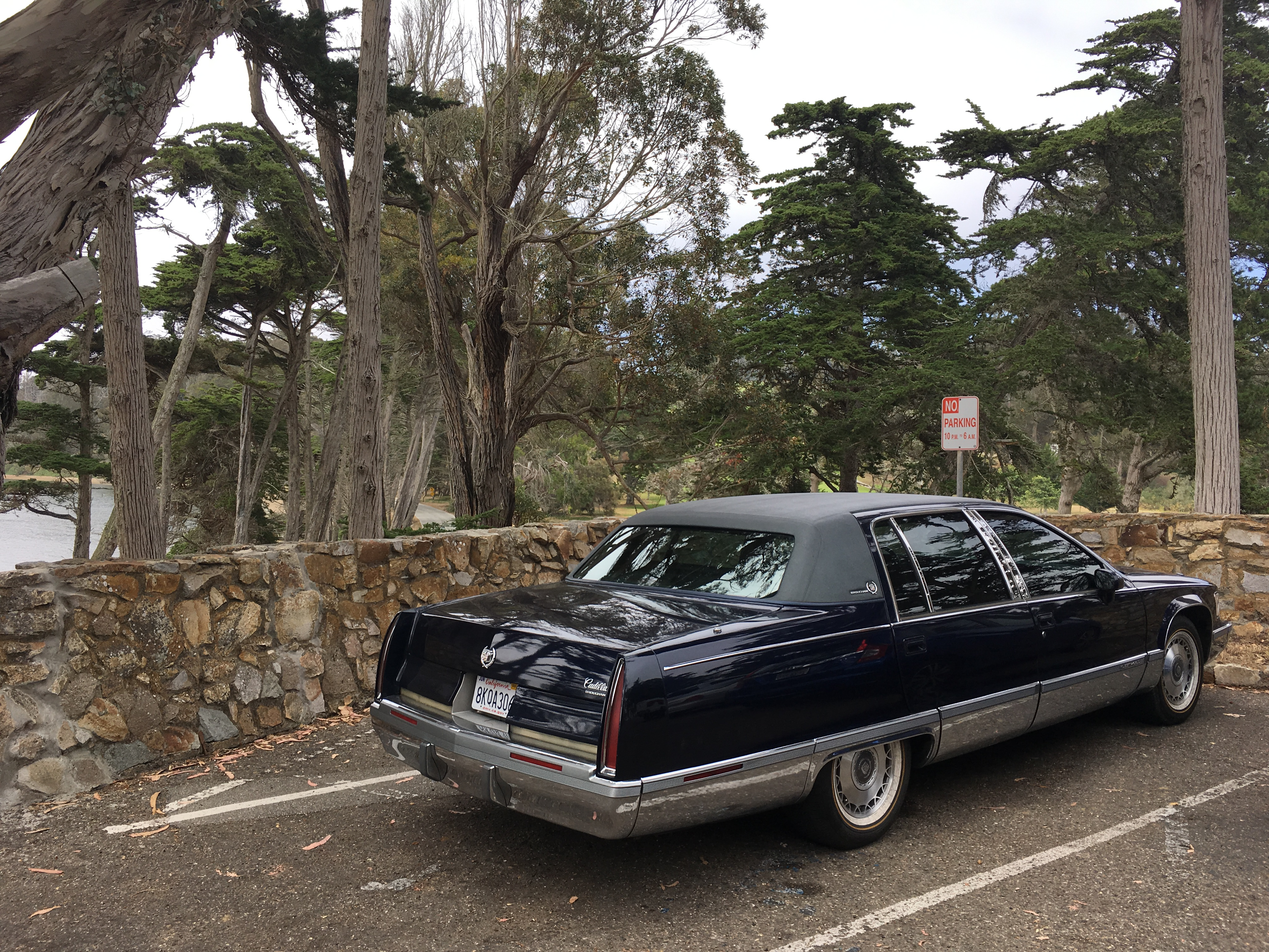 1994 Cadillac Fleetwood Brougham Edition