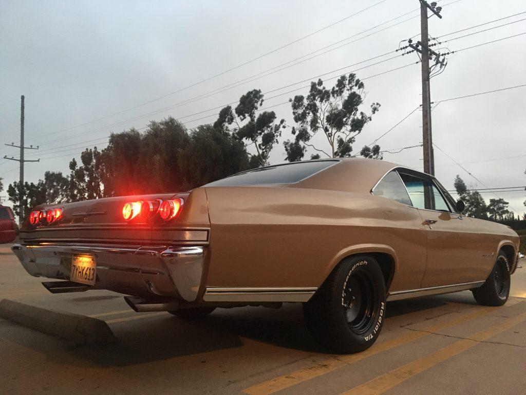 1965 Chevrolet Impala 2dr HT - 383ci Stroker - 4bbl